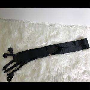 Trafalgar Black Suspenders Nordstrom Mens Shop NIP